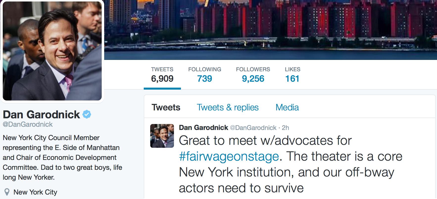 councilman-garodnick-tweet