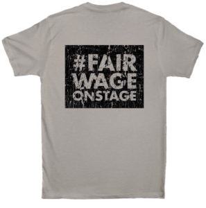 FWOS T shirt front